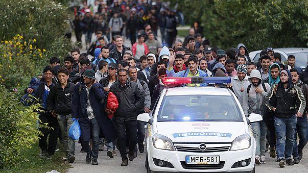 La Hongrie et la Slovaquie plaident leur approche migratoire
