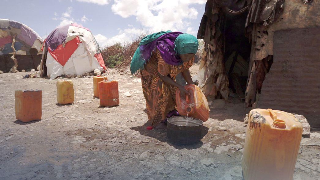 Кризис в Сомали. Засуха и голод угрожают миллионам