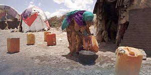 المجاعة تهدد أرض الصومال