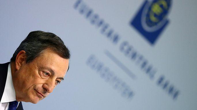 Драги не спешит со сворачиванием QE