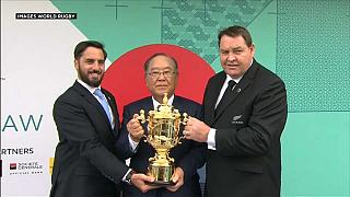 Spannender Rugby-Weltcup: England trifft auf harte Gegner