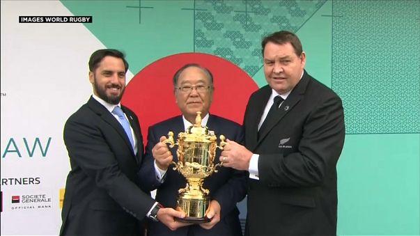 Definida la fase de grupos del Mundial de Rugby 2019