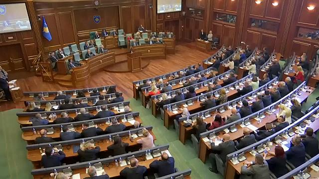 Chute du gouvernement au Kosovo