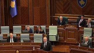 Парламент Косова выразил вотум недоверия правительству