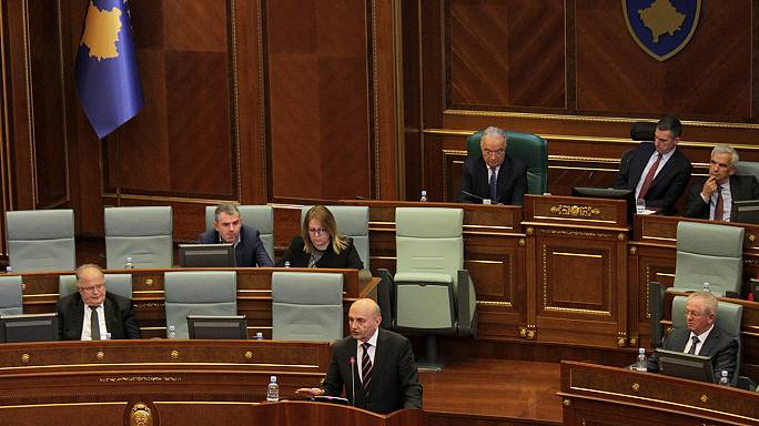 Kosovo government falls after no-confidence vote