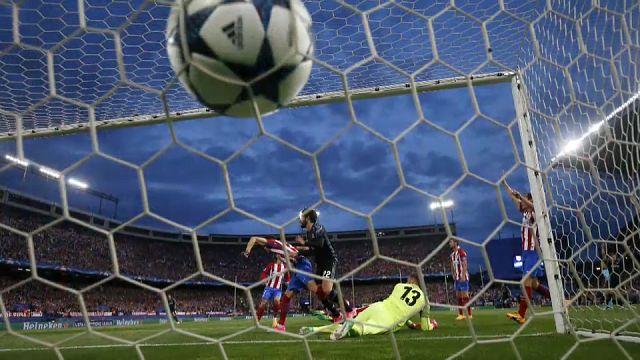 Liga dos Campeões: Real Madrid perde dérbi mas garante final