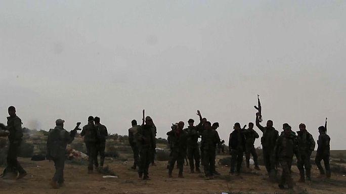 """Armas a curdos """"ferem"""" Turquia"""