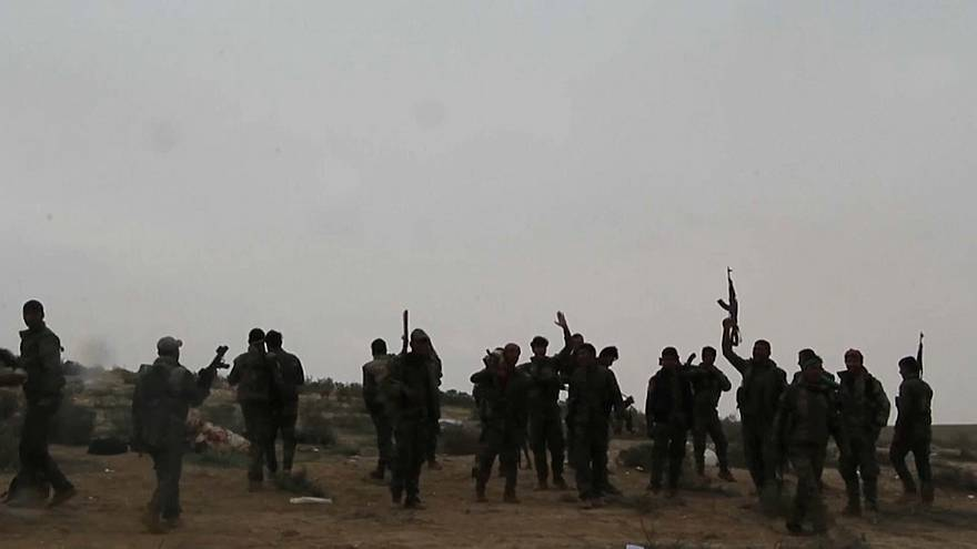 Erdogan arremete contra EEUU por su nueva estrategia en Siria