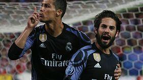 ريال مدريد يلحق بيوفنتوس إلى نهائي دوري أبطال أوروبا رغم هزيمته امام أتلتيكو