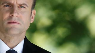 پیام ویدئویی ماکرون به دانشمندان آمریکایی: به فرانسه بیایید