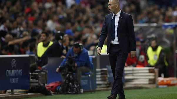 رئال مادرید با وجود شکست مقابل اتلتیکو به فینال رسید