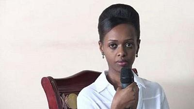 35-year-old female challenger of Rwanda's Kagame hit by scandal