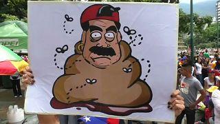 Venezuela: Angriff mit Kot-Geschossen