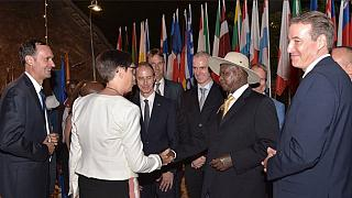 Deal with economic growth first before you talk rights - Museveni replies EU