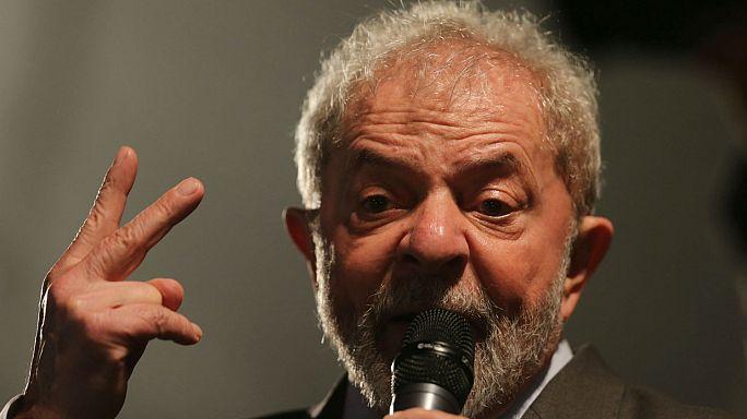 Brasil: Lula Da Silva ante el juez Sergio Moro por corrupción