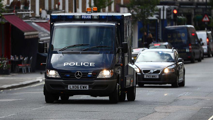 اعتقال ثلاث نساء بتهمة الاعداد لعمل ارهابي في لندن