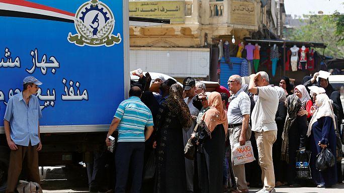 الشارع المصري يشكو غلاء الأسعار