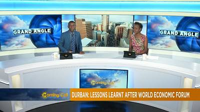 Durban: Lessons learnt after World Economic Forum on Africa [The Morning Call]