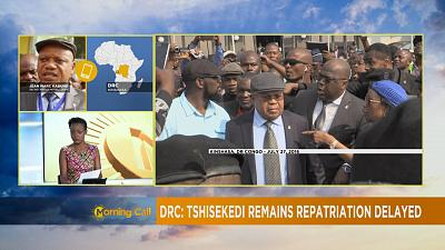 Rdc : nouveau report du retour de la dépouille d'Etienne Tshisekedi