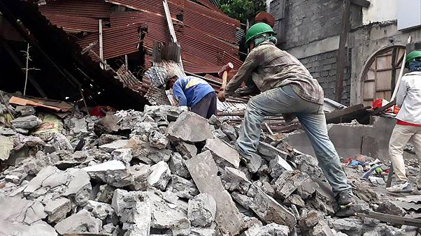 زلزال بقوة 5.4 ريختر يضرب شمال غرب الصين