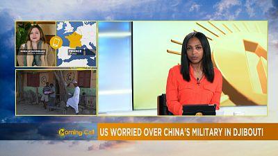 Djibouti : L'installation de la Chine inquiète les américains [The Morning Call]