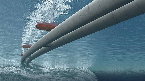 Image: Floating Tunnel