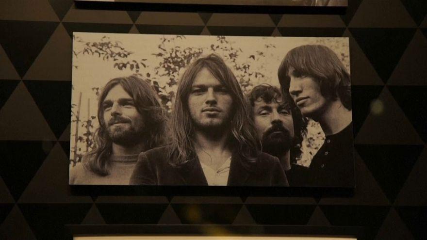 """معرض بمناسبة مرور 50 عاما على تأسيس فرقة """"بينك فلويد"""""""
