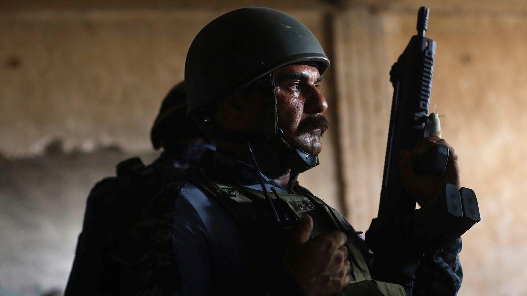 A szíriai Tabka városát már elveszítette az Iszlám Állam