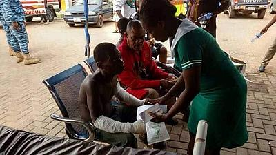 At least 49 victims of Ghana gas explosion remain on admission