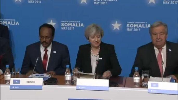 مؤتمر دولي خاص بالصومال لمحاربة الفقر والجفاف والارهاب