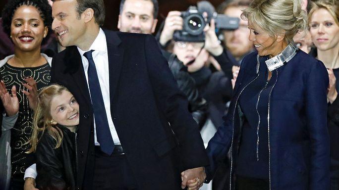 Ein bissl anders als die Kennedys: Emmanuel Macron (39) und seine Patchwork-Familie