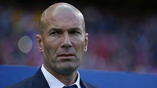 Zidane sur les pas d'Herrera