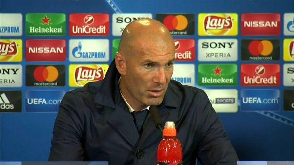 BL: Zidane és Simeone is elégedett csapatával