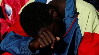 Italian police arrest suspects after migrant murdered at sea