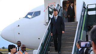 Burundi : le vice-président chinois en visite officielle à Bujumbura