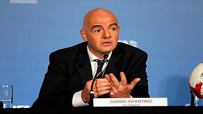 Infantino defends FIFA new reforms