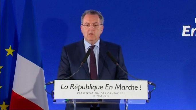 Macron publica su lista para las legislativas, sin Valls