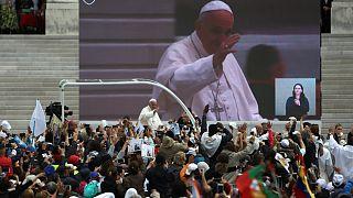 Centenário das Aparições: Papa Francisco canonizou Jacinta e Francisco em Fátima