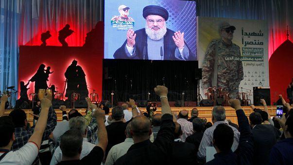 """نصر الله: المواجهة المقبلة مع إسرائيل قد تكون في """"الأراضي المحتلة"""""""