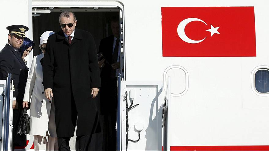 Erdogan in crisis mode before White House meeting with Trump
