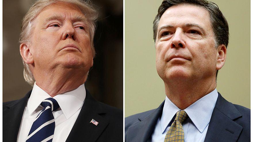 """Donald Trump """"interrogou"""" ex-diretor do FBI"""