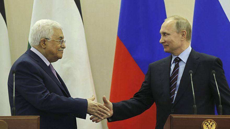 Nahost: Putin ruft zu neuen Friedensverhandlungen auf