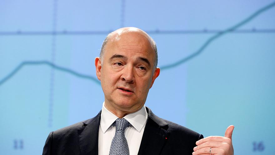 مفوض الاتحاد الأوروبي للشؤون الاقتصادية والمالية في حديث حصري ليورونيوز