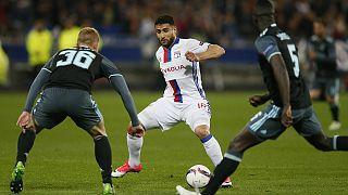 Ligue Europa : fin du rêve pour Lyon
