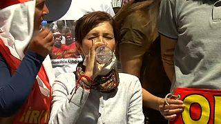 Dos profesores turcos en huelga de hambre, en estado crítico