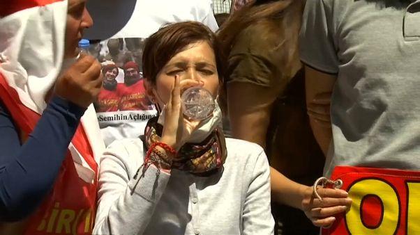 Professores há mais de 65 dias em greve de fome