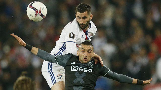 Europa League: Manchester United e Ajax in finale