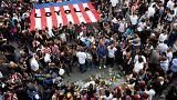 В Каракасе почтили память погибших манифестантов