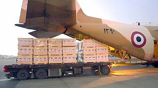 Egypt sends food, medical aid to drought-hit Somalia