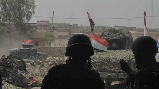 Reconquista de Mossul 'estará por dias'